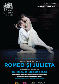 Poster Romeo and Juliet - Royal Ballet