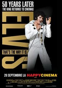 Poster Elvis: That's the Way It Is
