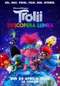 Poster Trolls World Tour (dublat)3D