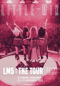 Poster Little Mix: Turneul LM5