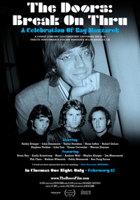 Poster The Doors: Break On Thru - A Celebration Of Ray Manzarek