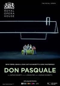 Poster Don Pasquale