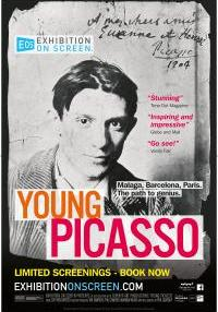 Poster Young Picasso