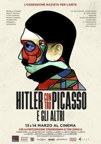 Poster Hitler versus Picasso and the Others