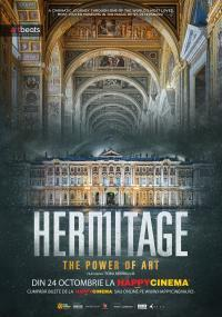Poster Hermitage: The Power of Art