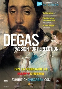 Poster Degas: Passion for Perfection
