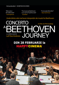 Poster Concerto: A Beethoven Journey