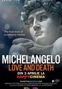 Poster Michelangelo: Love and Death